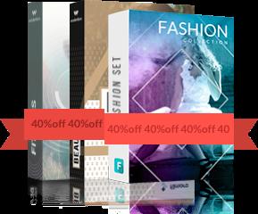 Filmora フィットネス+ビューティー+ファッションコレクションバンドル