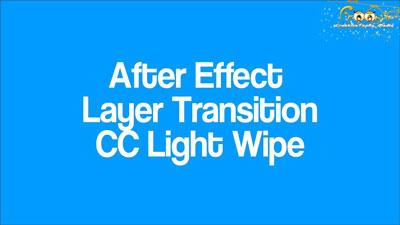 cc light wipe