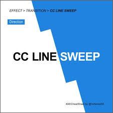 cc line sweep