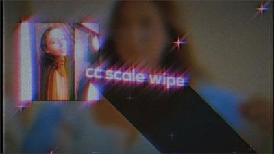 cc scale wipe