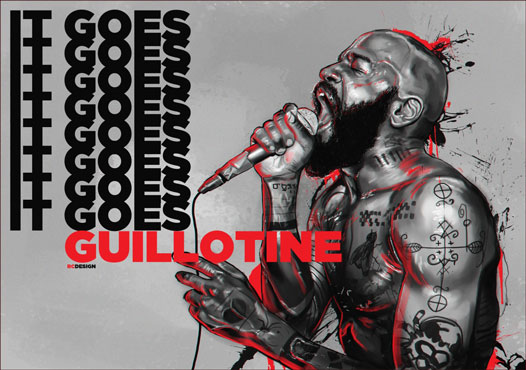 guillotine death grips