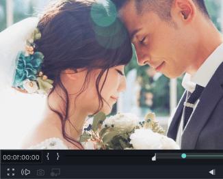 Filmora9 X Wedding