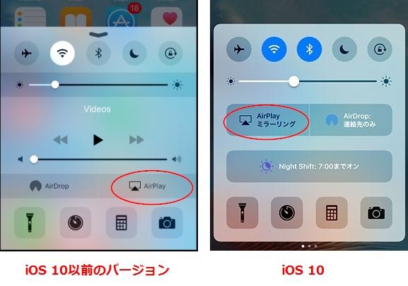 iPhoneスマホ画面録画方法