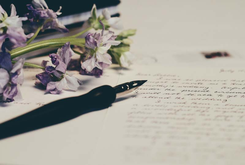 花束贈呈・両親への手紙