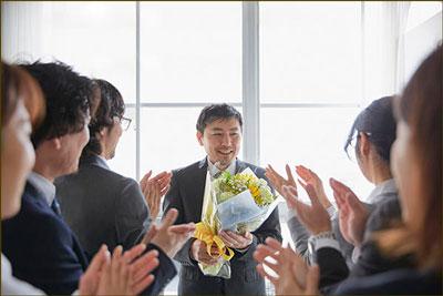 上司に結婚祝いのメッセージ