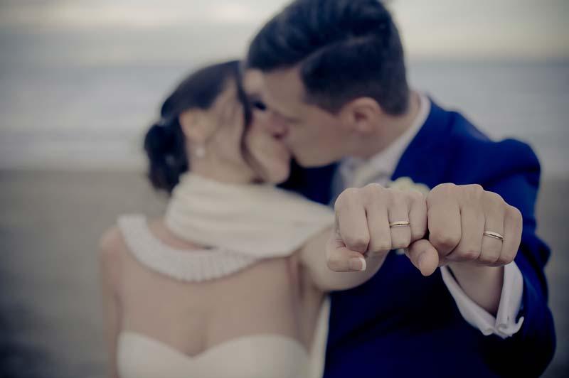 婚約指輪と結婚指輪