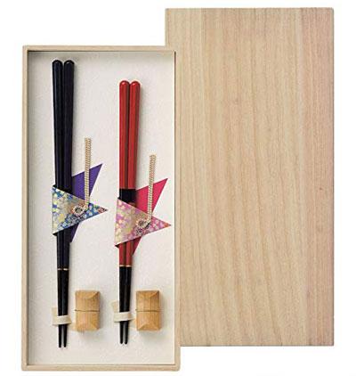 八角箸 夫婦箸セット