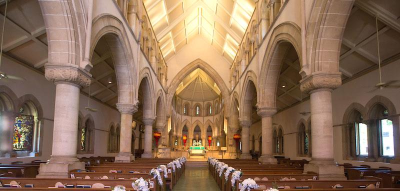 セント・アンドリュース・カテドラル教会